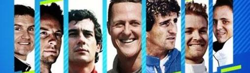 Das sind die Legenden in F1 2021