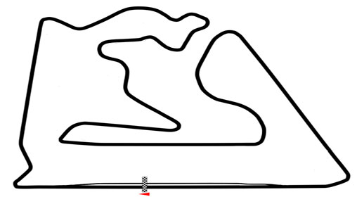 Bahrain International Circuit - Sachir / Bahrain