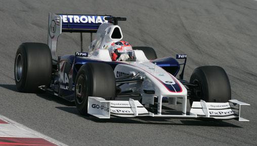 BMW-Sauber F1.09