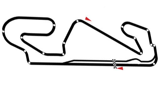 Circuit de Catalunya - Montmeló / Spanien