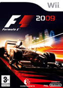 F1 2009 Wii-Cover