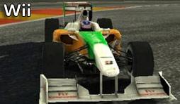 Force India VJM02 in der Wii-Version