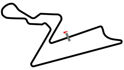Jaypee Group Circuit - Greater Noida / Indien