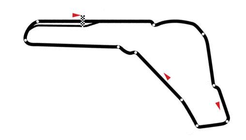 Autodromo Nazionale Monza - Monza / Italien