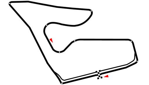 Circuit Gilles Villeneuve - Montreal / Kanada