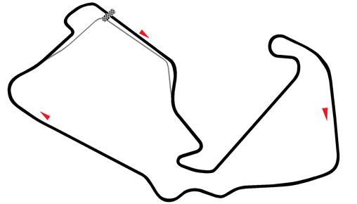 Silverstone Circuit - Silverstone / Großbritannien