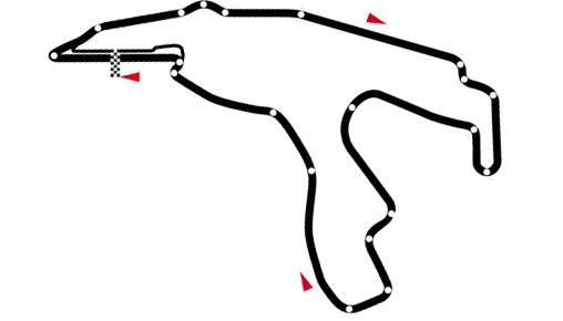 Circuit de Spa-Francorchamps - Spa / Belgien