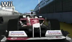 Toyota TF109 in der Wii-Version