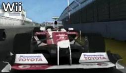 Toyota TF109 in der Wii-Version