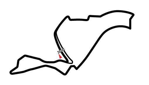 Valencia Street Circuit - Valencia / Spanien