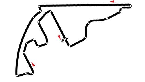 Yas Marina Circuit - Abu Dhabi / Vereinigte Arabische Emirate