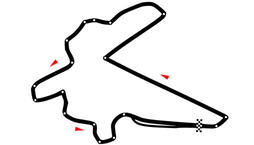 Korean International Circuit - Yeongam / Südkorea