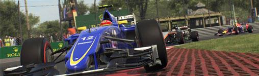 Neue Screenshots zum Kanada GP